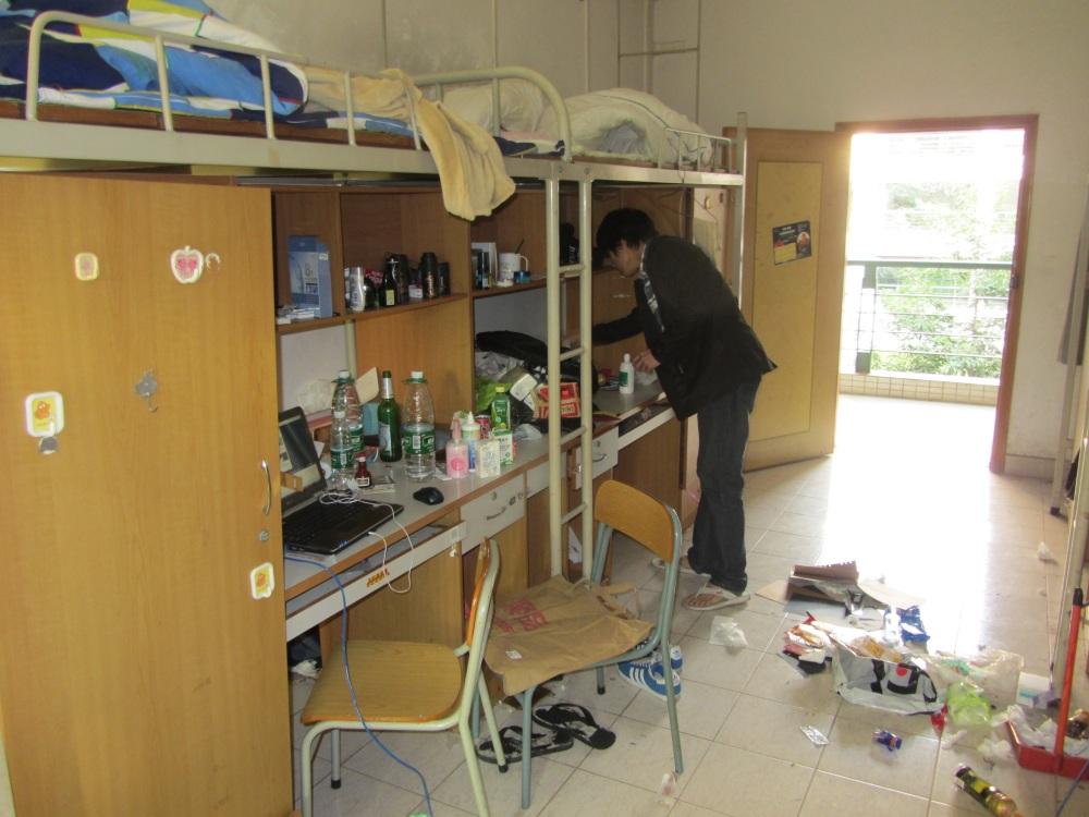 Student Dorms (3/4)