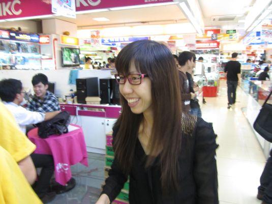 Guangzhou Electronics Superstore, Gangding