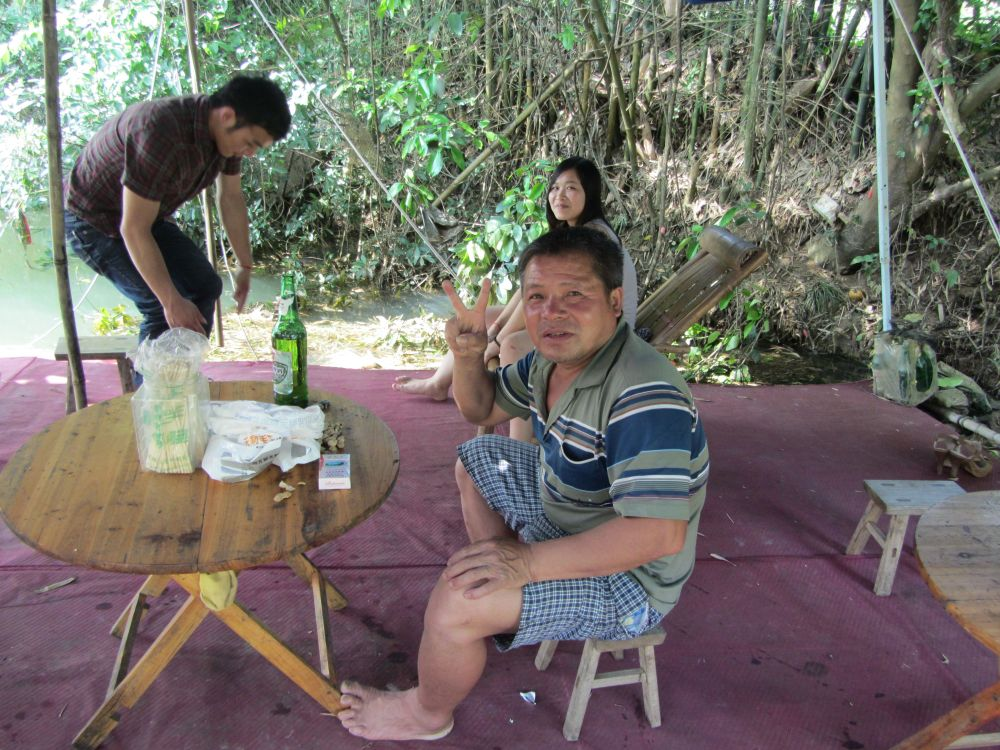 Bamboo Rafting (4/6)