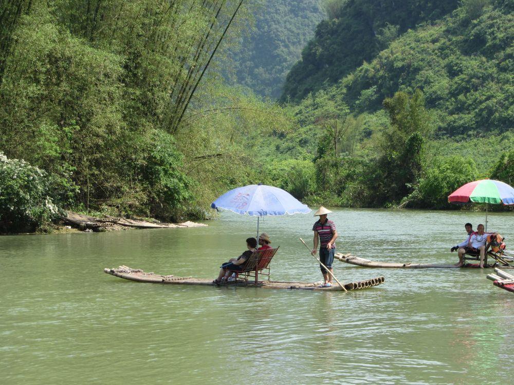 Bamboo Rafting (6/6)