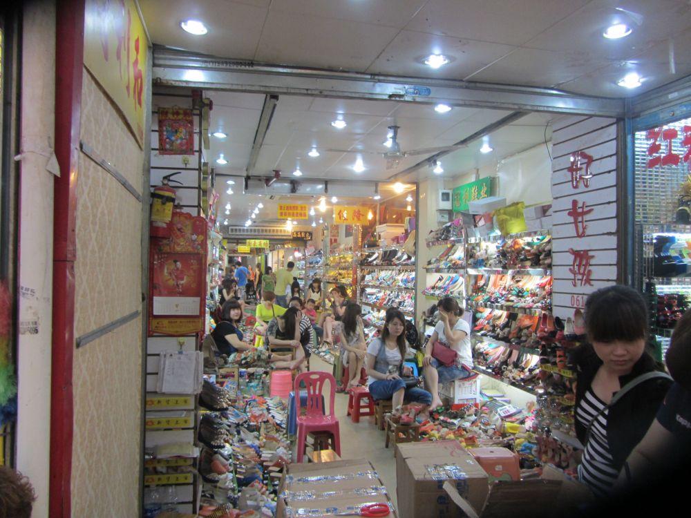 Guangzhou Super Shoe Market (6/6)